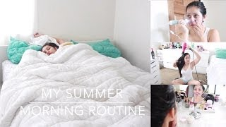 getlinkyoutube.com-Get Ready With Me: My Summer Morning Routine