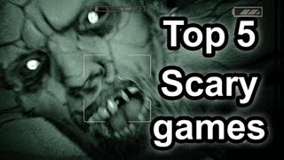 getlinkyoutube.com-Top 5 - Scary games from 2013