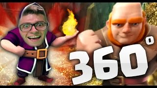 getlinkyoutube.com-CLASH OF CLANS: VISTA A 360° DEL VILLAGGIO E INATTIVI DA UN MILIONE DI RISORSE!?!