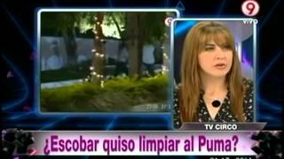 """getlinkyoutube.com-¿El """"Puma"""" Rodríguez se agarró de las manos con Escobar?"""
