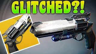 "getlinkyoutube.com-""HAWKMOON GLITCHED?!"" Destiny: OVERPOWERED Hawkmoon Perk GLITCH?! (Destiny Exotic Hand Cannon)"
