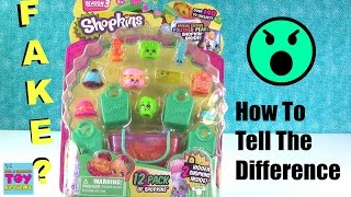 getlinkyoutube.com-Fake Shopkins ? How To Tell The Difference & Not Get Bootleg Ones | PSToyReviews