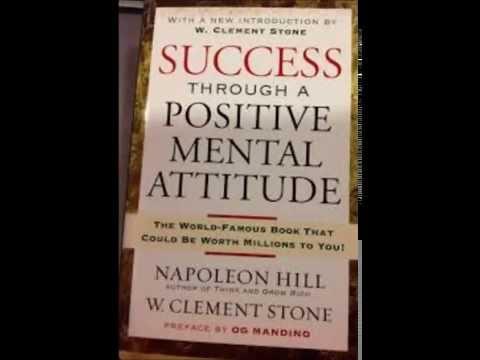 NAPOLEON HILL-Success Through A Positive Mental Attitude