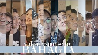 getlinkyoutube.com-Video Response of BAHAGIA MV by Gamaliel Audrey Cantika