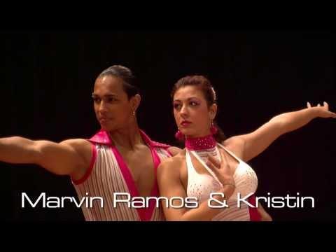 Marvin Ramos & Kristin - Columbian Show - Latin Festival 2010 (official) - Ludwigsburg