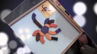 getlinkyoutube.com-Игра развивающая 3-4 лет с геометрическими фигурами