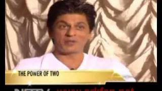 The Power of Two - Shahrukh Khan and Kajol interview Part 1