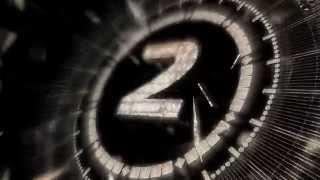 getlinkyoutube.com-60FPS Stone Explosion DOF 3D Numbers Countdown Animation