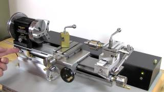 getlinkyoutube.com-Custom Taig Lathe Power Feed