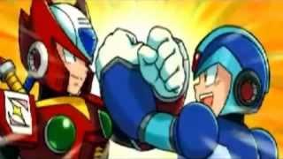Megaman x6 reencuentro de x y zero