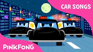 getlinkyoutube.com-Police Car Song | Car Songs | PINKFONG Songs for Children
