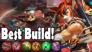 getlinkyoutube.com-Best/Most Annoying Taka Build! | Vainglory