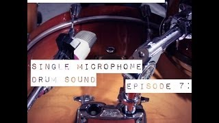 getlinkyoutube.com-How to Record Drums - With 1 Dynamic Mic