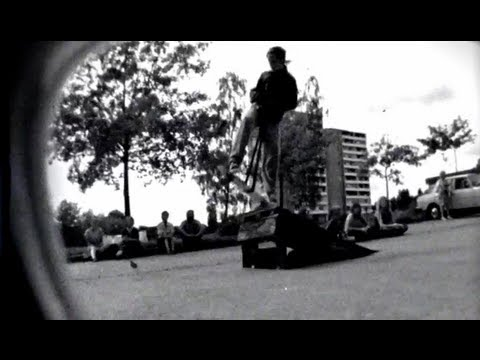 This Ain't California | Skateboarder in der DDR (MorgenpostTV 03.08.2012)