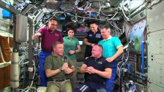 getlinkyoutube.com-Change of Command on the ISS