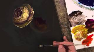 getlinkyoutube.com-Chippendale Stroke - A Palette of Flowers Book Video 3