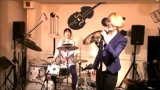 getlinkyoutube.com-ドラム × ボーカル  if .mp4