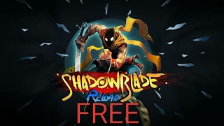 getlinkyoutube.com-How to download SHADOW BLADE RELOAD game for android for free