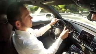 2014 Audi A8 and A8L (and TDI) Test Drive Review
