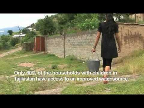 UNICEF: oneminutesjr.- Fetching Water