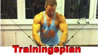 Trainingsplan aufbauen - Reihenfolge der Übungen