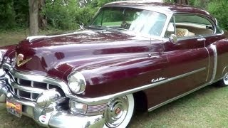 getlinkyoutube.com-1953 Cadillac Coupe