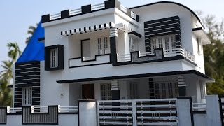 getlinkyoutube.com-Athani, 5 cents plot and 1700 sq ft, contemporary house for sale in Athani, Aluva near CIAL
