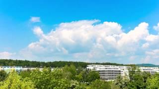 Timelapse Košice (Borovicový háj)