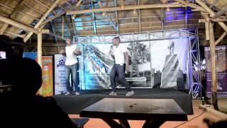 getlinkyoutube.com-Sheila Gashumba's sex dance towards wiz kid