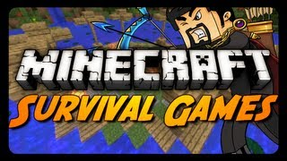 Survival Games - Didn't Stand a Chance! w/ AntVenom & xRpMx13!