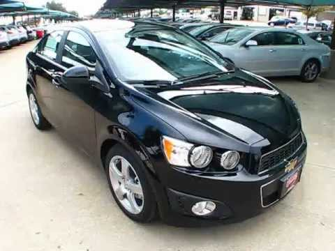 2012 Chevrolet Sonic LTZ 4DR Start Up, Exterior/ Interior Review