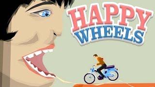 getlinkyoutube.com-口の中にいらっしゃい♪ - Happy Wheels 実況プレイ