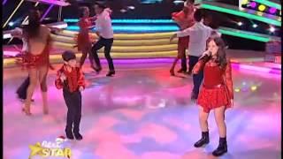 "getlinkyoutube.com-Tatiana Stefan si Adrian - Ricky Martin - ""Livin' la vida loca"" - Next Star"