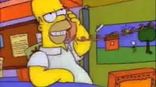 getlinkyoutube.com-Todo es Bazofia - Los Simpsons