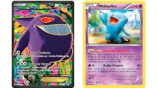 getlinkyoutube.com-Pokémon TCG One: Gengar EX / Wobbuffet Deck (XY - ANCIENT ORIGINS | ANTIGUOS ORÍGENES))