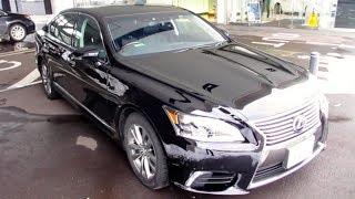 getlinkyoutube.com-2013 New Lexus LS 600hL - Exterior & Interior