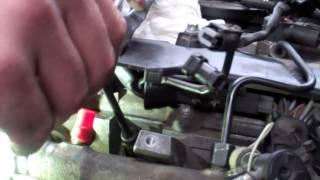 getlinkyoutube.com-Sacar punta de calentador roto mercedes cdi