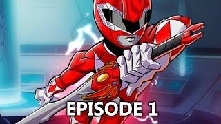 getlinkyoutube.com-Power Rangers: Mega Battle - Episode 1 - Invasion of Earth