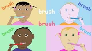 getlinkyoutube.com-Brush Your Teeth