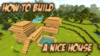 getlinkyoutube.com-How to build #12 - A nice house in Minecraft