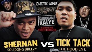 getlinkyoutube.com-SUNUGAN KALYE - SHERNAN vs TICK TACK      LA UNION