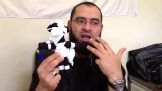 getlinkyoutube.com-Exposing vudu dolls in muslim house by raqi Abu Dharr