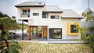 getlinkyoutube.com-[월간전원주택라이프] 전원주택, 울산 목조주택_건축사무소KDDH