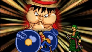 getlinkyoutube.com-Fairy Tail Vs One Piece 0.9 - Luffy 2Y - Game Show - Game Play - 2015 - HD