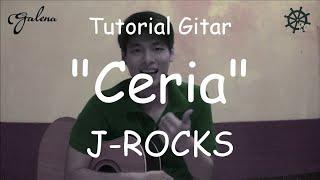 Belajar Akustik Gitar (Ceria - JROCKS)