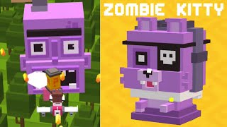 getlinkyoutube.com-★ unlock ZOMBIE KITTY ★ NEW SHOOTY SKIES Secret Character | iOS, Android