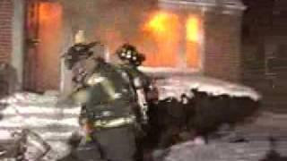 getlinkyoutube.com-VERY SCARY HOUSE FIRE & FLASHOVER WITH ESCAPE! (Dolton,IL)