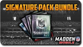 "getlinkyoutube.com-Madden Mobile 16 ""Signature Pack Bundle Opening!"""