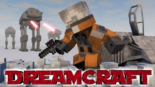 "Minecraft | Dream Craft - Star Wars Modded Survival Ep 84 ""ITS NOT OVER!"""