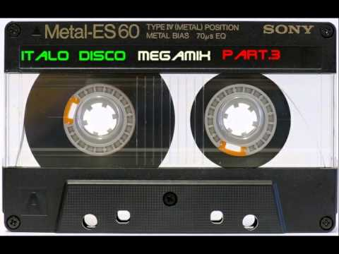 Italo Disco Megamix Part.3